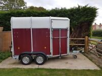 Ifor Williams 505R Trailer Hardly used, Good Condition with 5 new tyres, Mobile Tack Pack