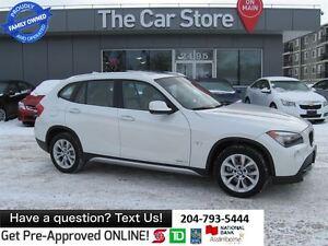 2012 BMW X1 xDrive28i - htd leatHR, BLUETOOTH, SUNROOF, PARK S