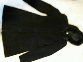Jane Norman coat BNWT size 8/10