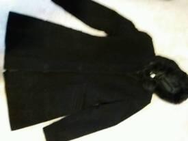 Jane Norman coat BNWT size 8/10