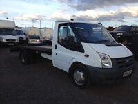 2008 ford transit recovery 350lwb 115psi