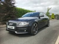 2010 Audi A4 2.0tdi E £30 Road tax