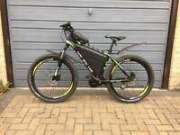Mountain bike Brand New ebike 52 volt 1000 Watt Mid Drive Barfang motor and 52 volt 30 Ah battery