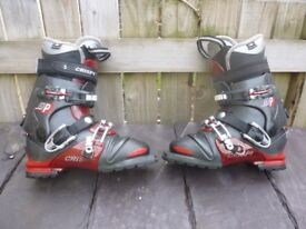 Ski Touring and Telemark Boots