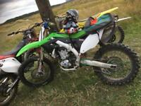 Kxf 450 2014 .not crf Ktm Yzf yz Cr
