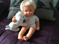 FALCA doll very cute needs clothes