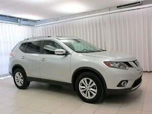2016 Nissan Rogue ITS A MUST SEE!! SV AWD SUV w/ PUSH-BUTTON STA