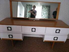 matching dressing table