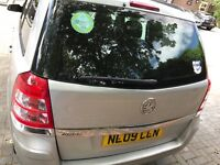 Vauxhall Zafira, PCO licensed, UBER registered, very reliable, quick sale