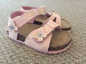 New girls sandals. Infant Size 9