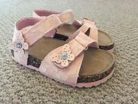 New girls sandals. Infant Size 9