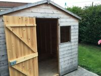 Garden Shed 11ft x 9ft