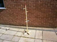 NURSERY WOODEN COAT STAND