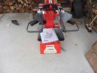 NEW PETROL LOG SPLITTER BRIGGS AND STRATTON ENGINE