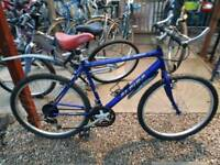 Alpine mountain bike one of many quality bicycles for sale