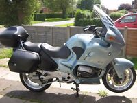 BMW R1100RT LOW MILEAGE SELL OR SWAP