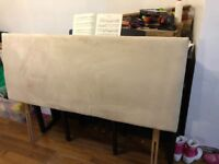 Headboard for king size divan bed