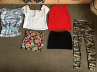 Womens size 12 bundle good condition