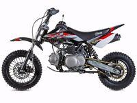 Stomp JuiceBox 3 110cc 2016 Pit Bike