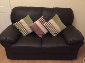 *SOLD* 2 Seater & 3 Seater Sofa