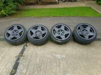 """5x100 18"""" 3SDM Alloy wheels"""