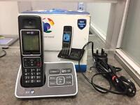 BT6500 digital cordless phone with answer machine