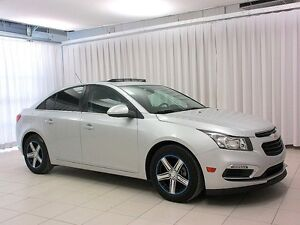 2016 Chevrolet Cruze SAY HELLO TO THE LTD EDITION CRUZE SPORT w/