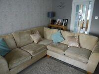 ** Sold ** Marks and Spencer Large Corner Sofa