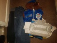 small bundle.clothes 3 to 4