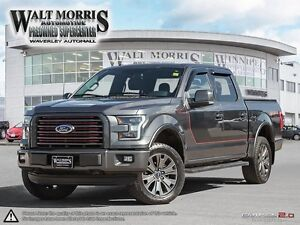 2016 Ford F-150 LARIAT SPORT PACKAGE!!!ONE OWNER!!