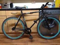 Muddyfox Singlespeed/Fixie bike