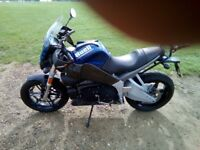 BUELL XB9SX Lightning City X - 2004 10K miles, Low & Standard seat
