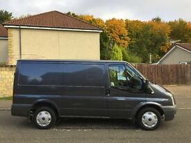 2008 Very rare top of the range ford transit lx in the best colour ever made met grey great van