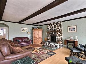 179 900$ - Maison à un étage et demi à vendre à Ste-Adèle