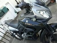Suzuki vstrom dl1000k7 -2009 model -£3250