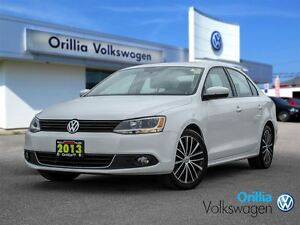 2013 Volkswagen Jetta Sunroof, Bluetooth, Heated Seats