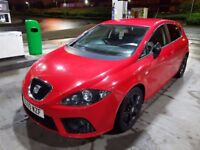 2009 seat leon fr 210 bhp tdi 1 owner from new drives mint