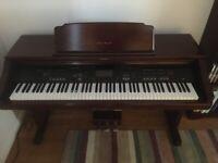 Technics digital ensemble SX-PR902C electric piano / organ.