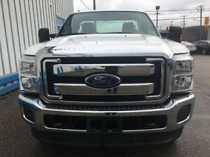 2015 Ford F-250 Single Cab Long Box 4x4 Kitchener / Waterloo Kitchener Area image 7
