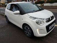 2016 citroen c1 999cc only 1,167 miles free tax