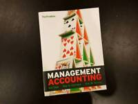 Management Accounting - W. Seal, R.H. Garrison, E. W. Noreen