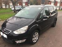 Ford Galaxy Zetec Automatic