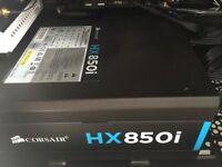 Corsair HX850i 850 Watt Power Supply (like new condition)
