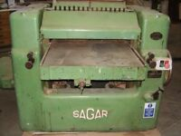 "Thicknesser 24""x 9"" Three phase Sagar"