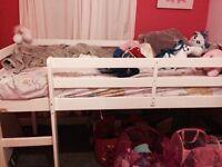Kids high sleeper bed