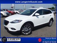 2014 Mazda CX-9 GT/CUIR/GPS/AWD/TOIT OUVRANT