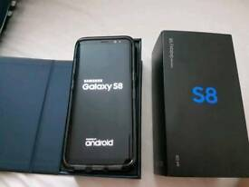 galaxy s8 unlocked brand new
