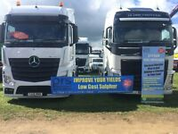 HGV class 1 tipper drivers required bases in Bucks , Northants , Hampshire