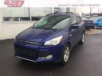 Ford Escape se+cuir+toit pano+nav+fwd+a/c 2013