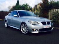 STUNNING BMW 525d MSPORT (PX WELCOME) not 320d,325d,330d,520d,530d,535d,Audi,Mercedes,Volkswagen.